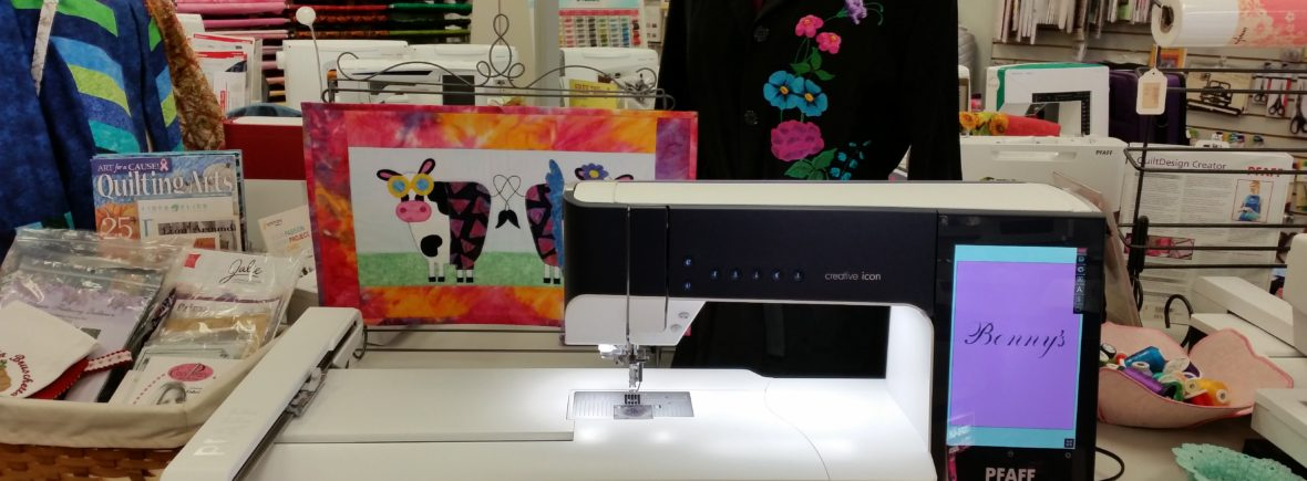 Bonny's Sewing and Fabric – Life's A Stitch – Sew It Up!